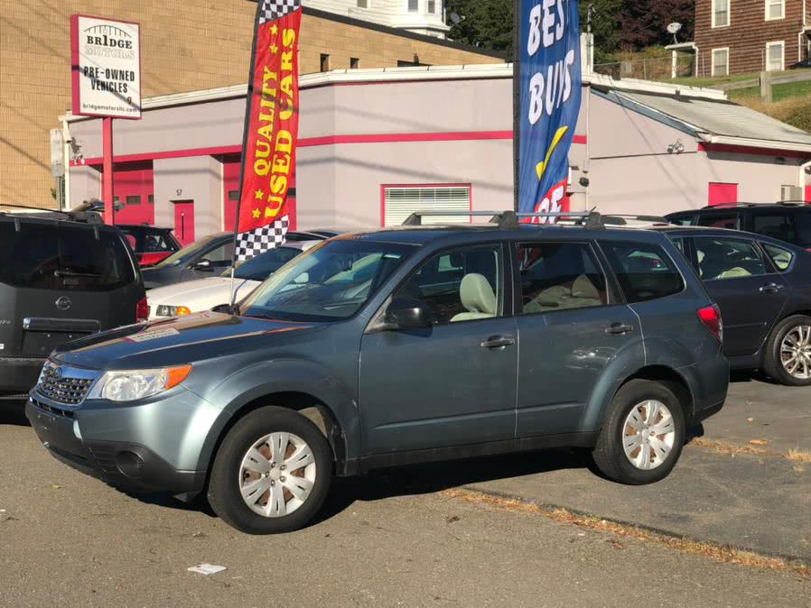 Used 2009 Subaru Forester in Derby, Connecticut | Bridge Motors LLC. Derby, Connecticut