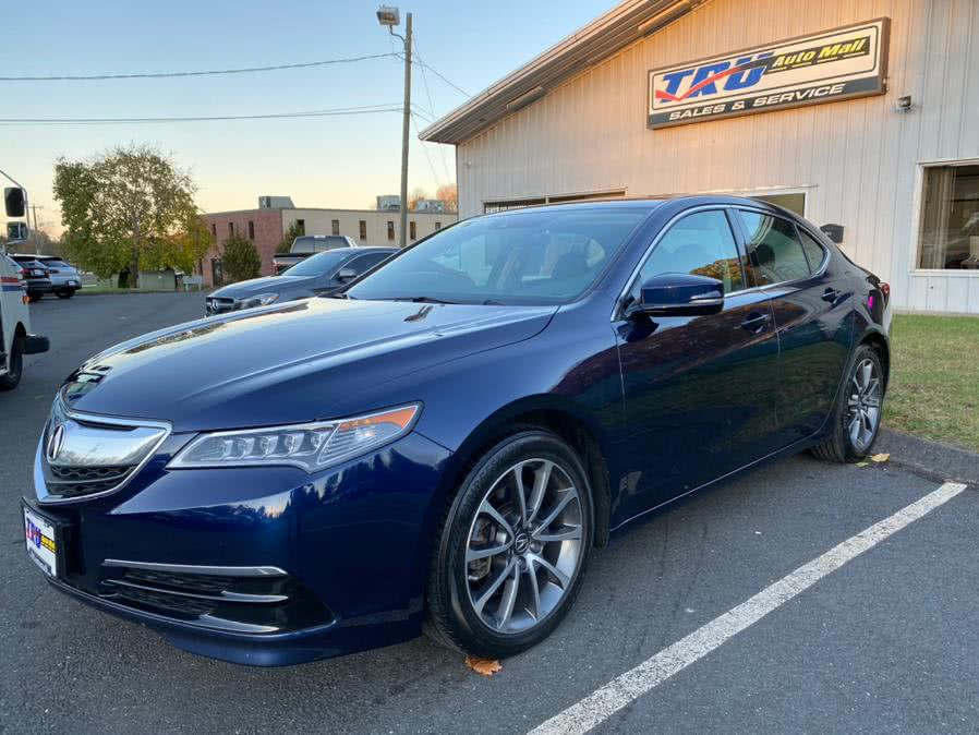 Used 2017 Acura TLX in Berlin, Connecticut | Tru Auto Mall. Berlin, Connecticut
