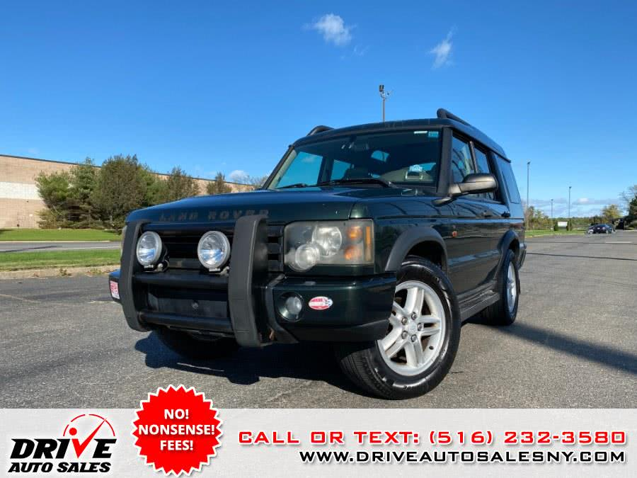 Used Land Rover Discovery 4dr Wgn SE 2004 | Drive Auto Sales. Bayshore, New York