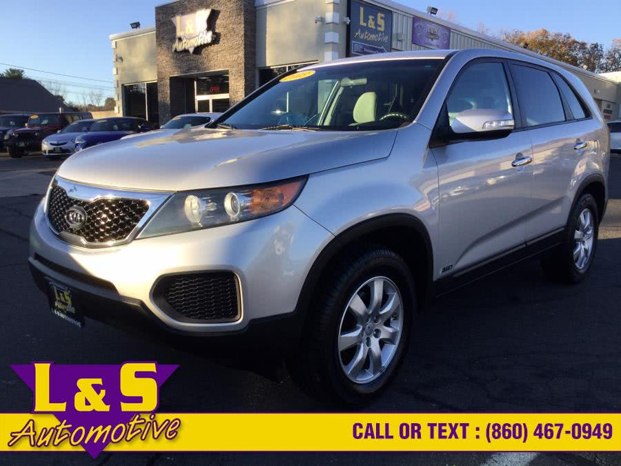 Used 2013 Kia Sorento in Plantsville, Connecticut | L&S Automotive LLC. Plantsville, Connecticut