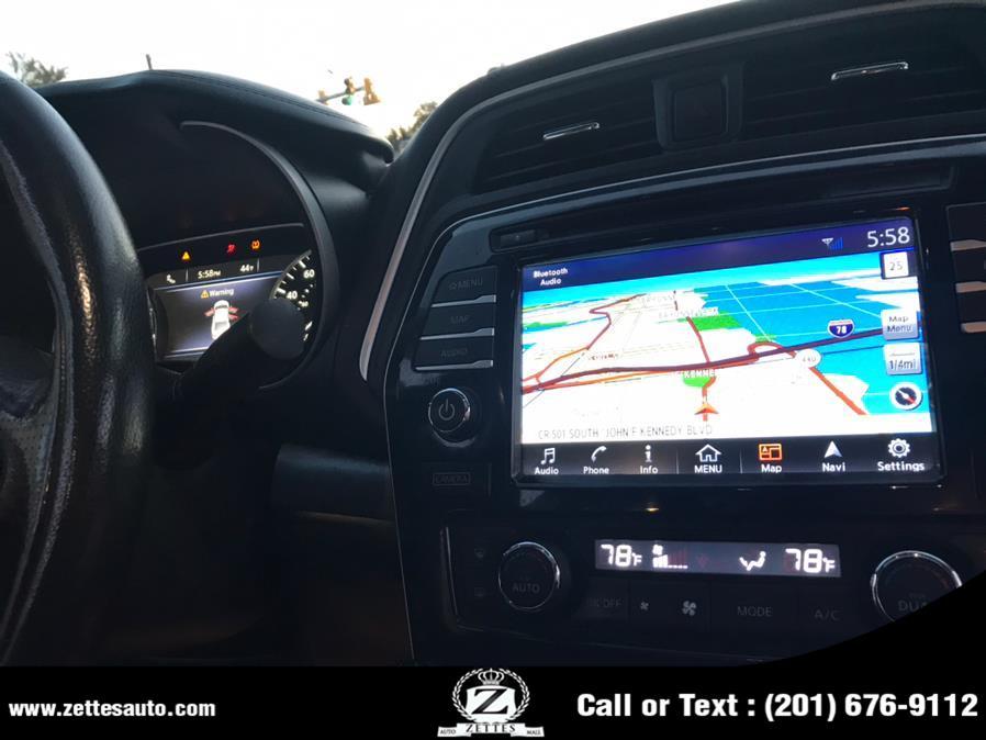 Used Nissan Maxima SL 3.5L 2017 | Zettes Auto Mall. Jersey City, New Jersey