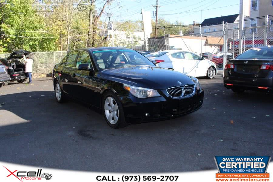 Used 2007 BMW 5 Series in Paterson, New Jersey | Xcell Motors LLC. Paterson, New Jersey