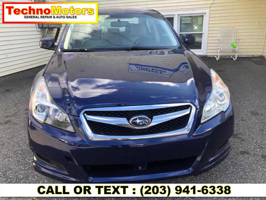 Used 2010 Subaru Legacy in Danbury , Connecticut | Techno Motors . Danbury , Connecticut