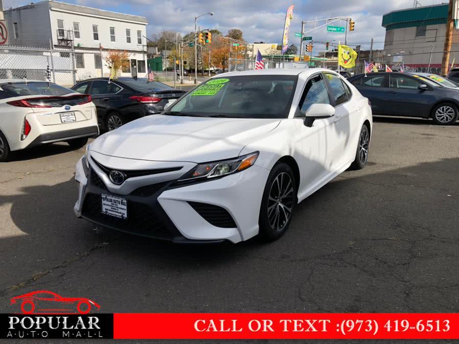 Used Toyota Camry SE Auto (Natl) 2019 | Popular Auto Mall Inc . Newark , New Jersey