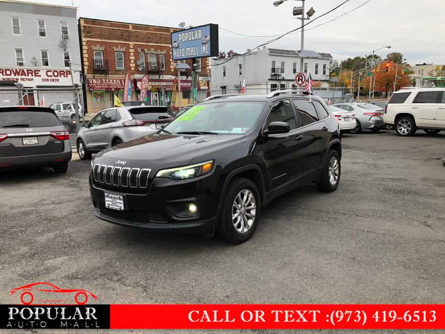Used 2019 Jeep Cherokee in Newark , New Jersey | Popular Auto Mall Inc . Newark , New Jersey