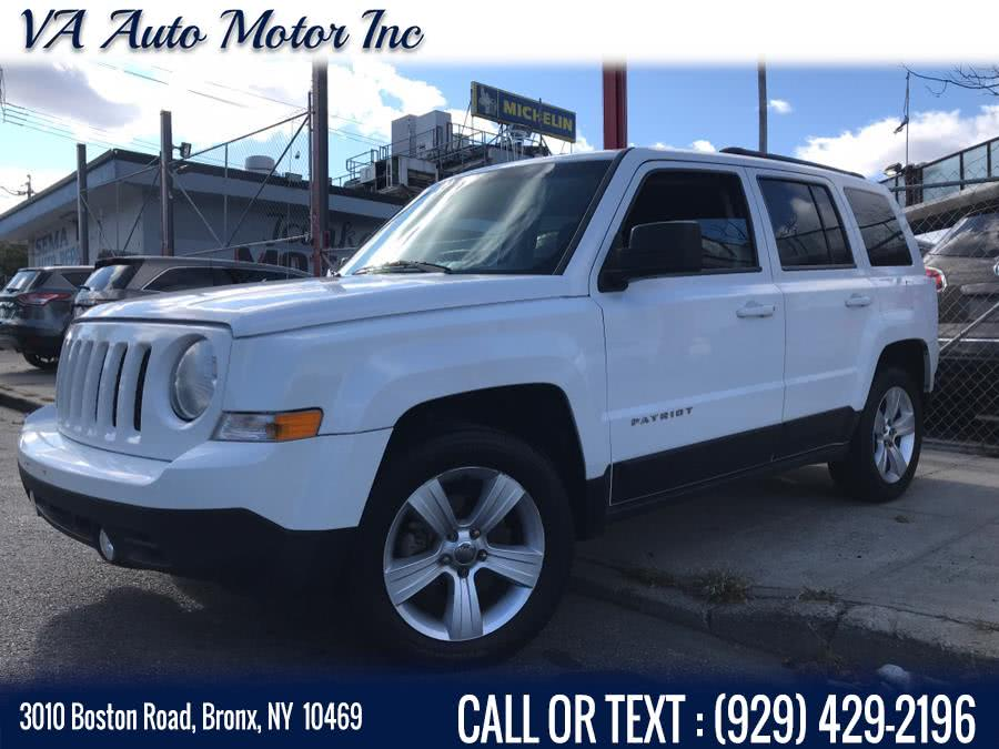 Used Jeep Patriot FWD 4dr Latitude 2014 | VA Auto Motor Inc. Bronx, New York