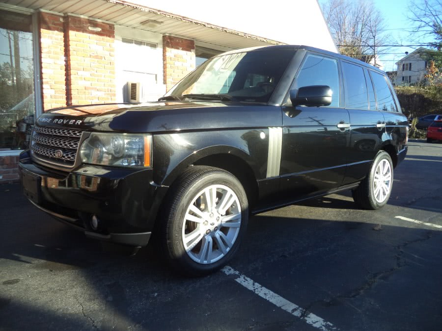 Used 2010 Land Rover Range Rover in Naugatuck, Connecticut | Riverside Motorcars, LLC. Naugatuck, Connecticut