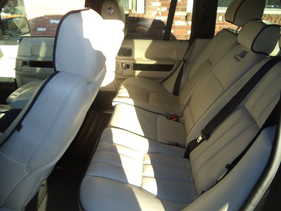 Used Land Rover Range Rover 4WD 4dr HSE LUX 2010 | Riverside Motorcars, LLC. Naugatuck, Connecticut