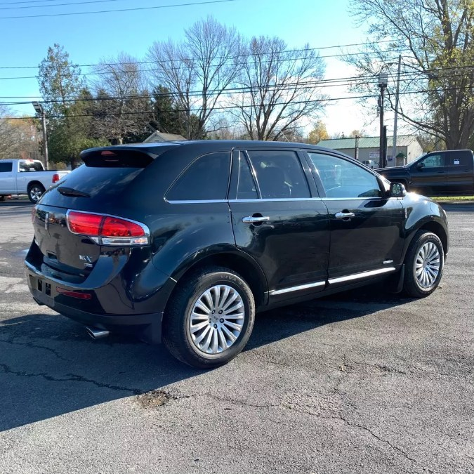 Used Lincoln MKX AWD 4dr 2013 | Riverside Motorcars, LLC. Naugatuck, Connecticut