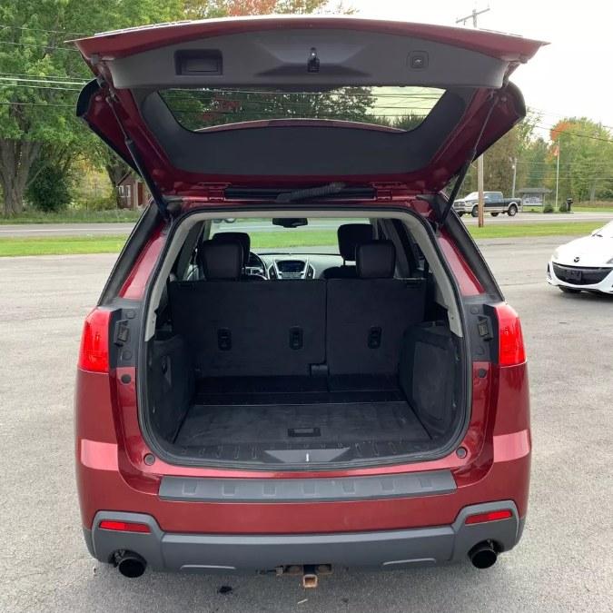 Used GMC Terrain AWD 4dr SLT-1 2012 | Riverside Motorcars, LLC. Naugatuck, Connecticut