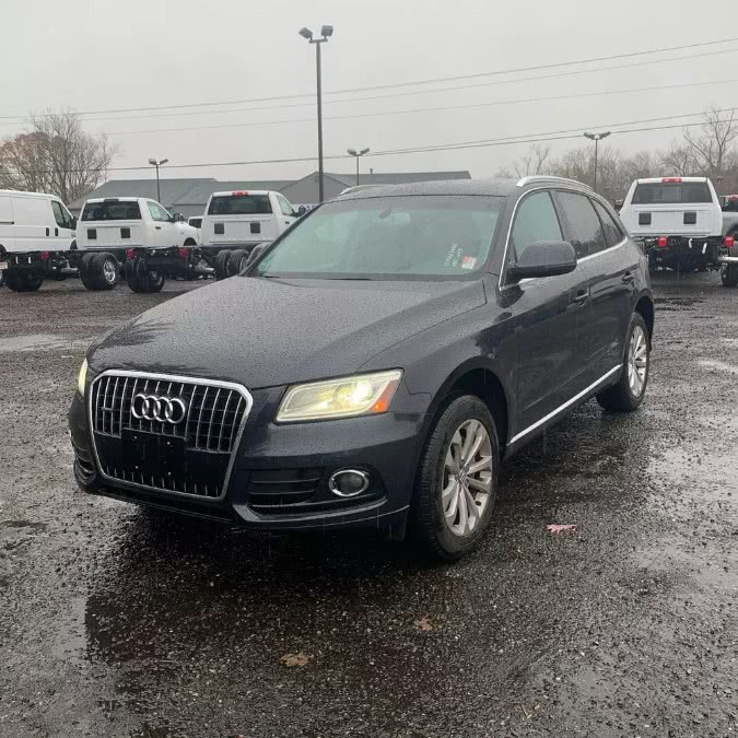 Used 2013 Audi Q5 in Naugatuck, Connecticut | Riverside Motorcars, LLC. Naugatuck, Connecticut