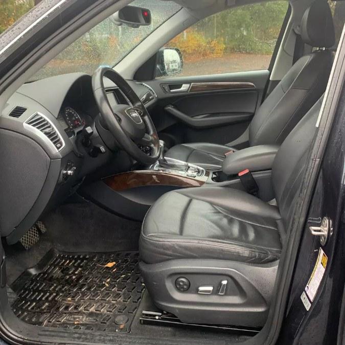 Used Audi Q5 quattro 4dr 2.0T Premium Plus 2013 | Riverside Motorcars, LLC. Naugatuck, Connecticut