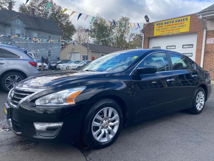 Used Nissan Altima 4dr Sdn I4 2.5 S 2015 | VEB Auto Sales. Hartford, Connecticut