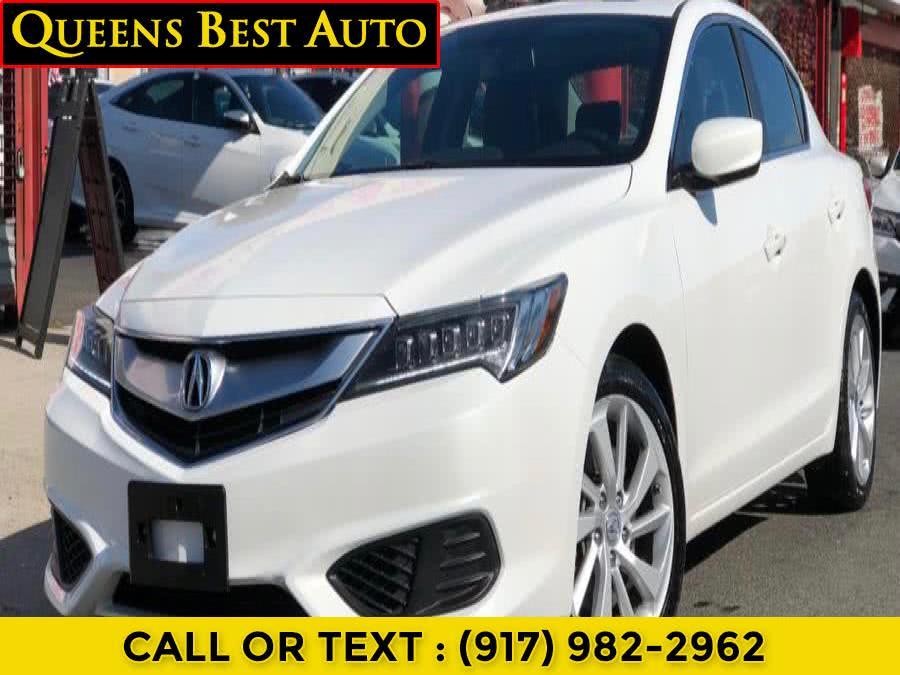 Used Acura ILX Sedan w/Premium Pkg 2017 | Queens Best Auto, Inc.. Jamaica, New York