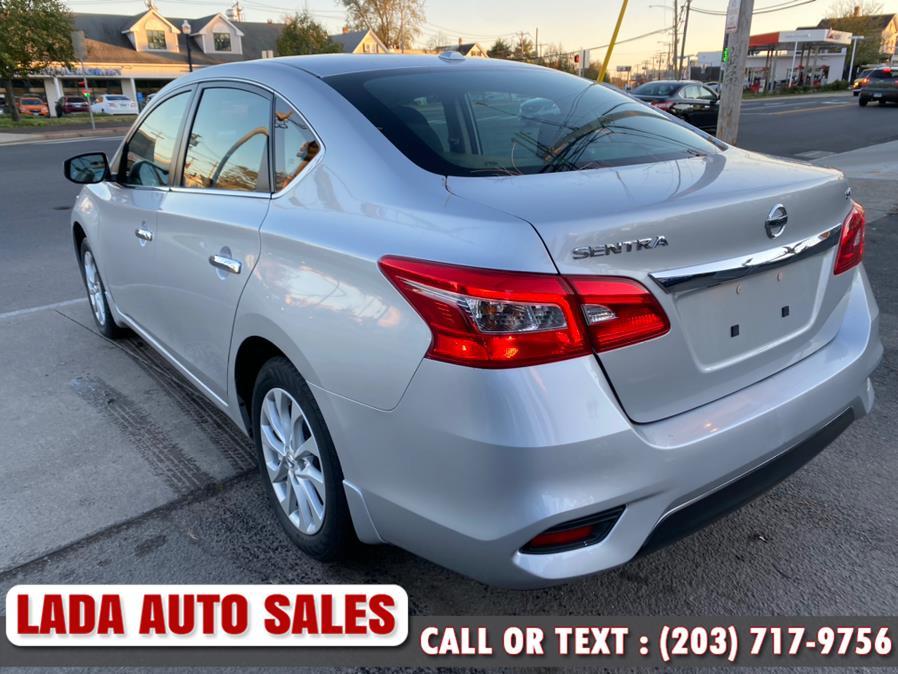 Used Nissan Sentra SV CVT 2019 | Lada Auto Sales. Bridgeport, Connecticut