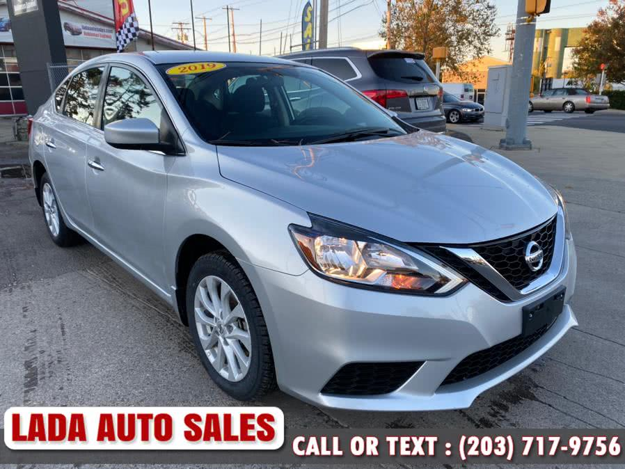 Used Nissan Sentra SV CVT 2019 | Lada Auto Sales. Bridgeport, Connecticut