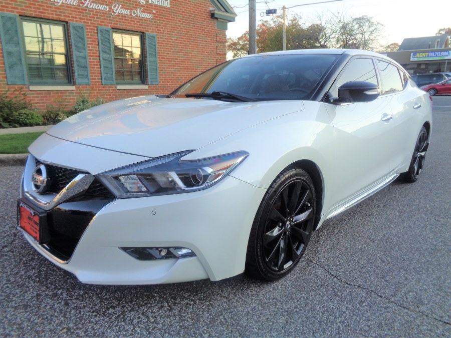Used Nissan Maxima 4dr Sdn 3.5 Platinum 2016 | NY Auto Traders. Valley Stream, New York