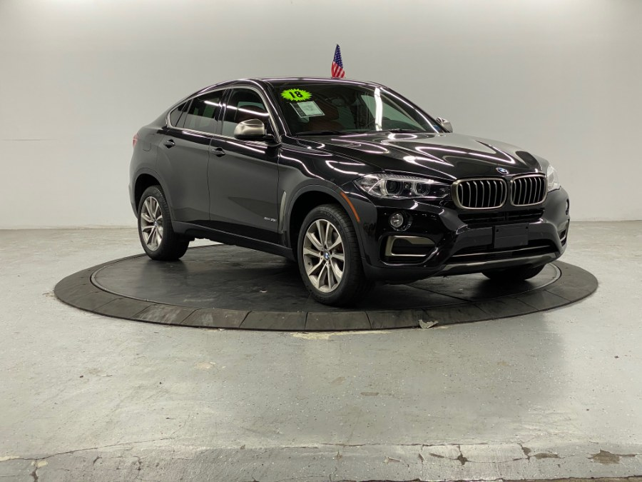 Used BMW X6 xDrive35i Sports Activity Coupe 2018   Car Factory Inc.. Bronx, New York