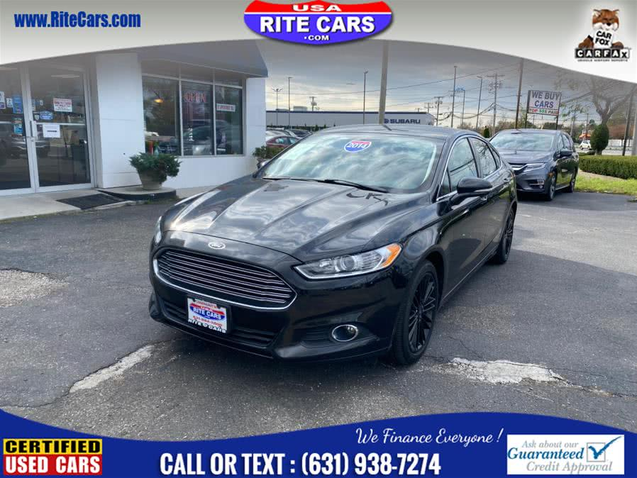 Used Ford Fusion 4dr Sdn SE FWD 2014 | Rite Cars, Inc. Lindenhurst, New York
