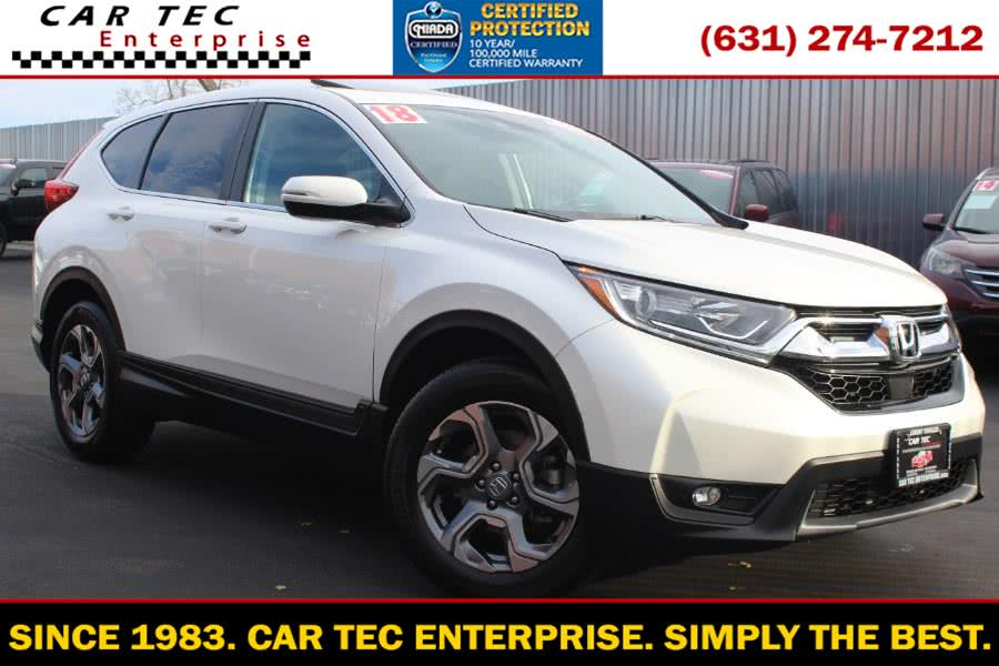 Used 2018 Honda CR-V in Deer Park, New York | Car Tec Enterprise Leasing & Sales LLC. Deer Park, New York