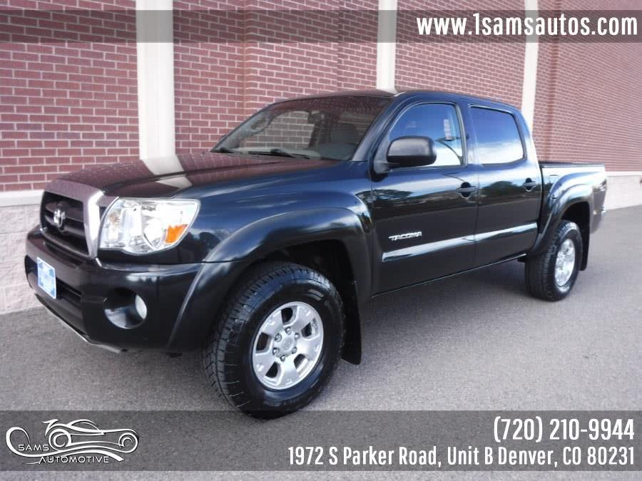Used 2006 Toyota Tacoma in Denver, Colorado | Sam's Automotive. Denver, Colorado