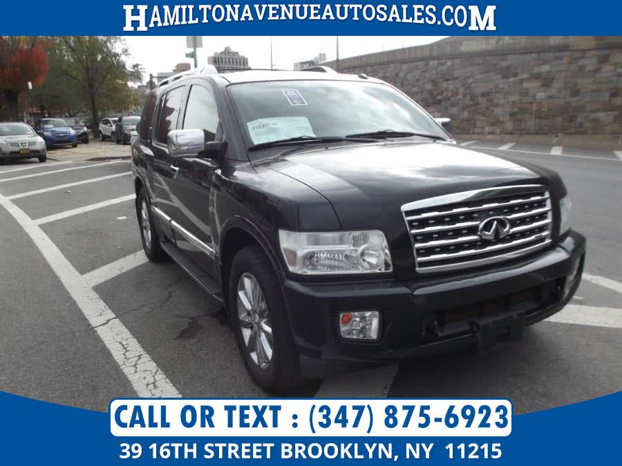 Used Infiniti QX56 4WD 4dr 2010 | Hamilton Avenue Auto Sales DBA Nyautoauction.com. Brooklyn, New York