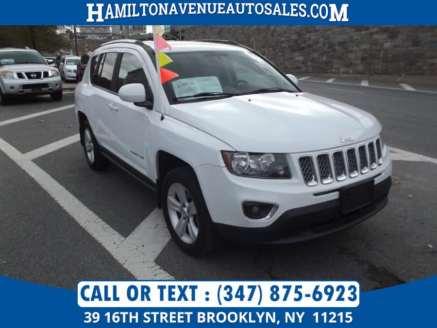Used Jeep Compass 4WD 4dr High Altitude Edition 2015 | Hamilton Avenue Auto Sales DBA Nyautoauction.com. Brooklyn, New York