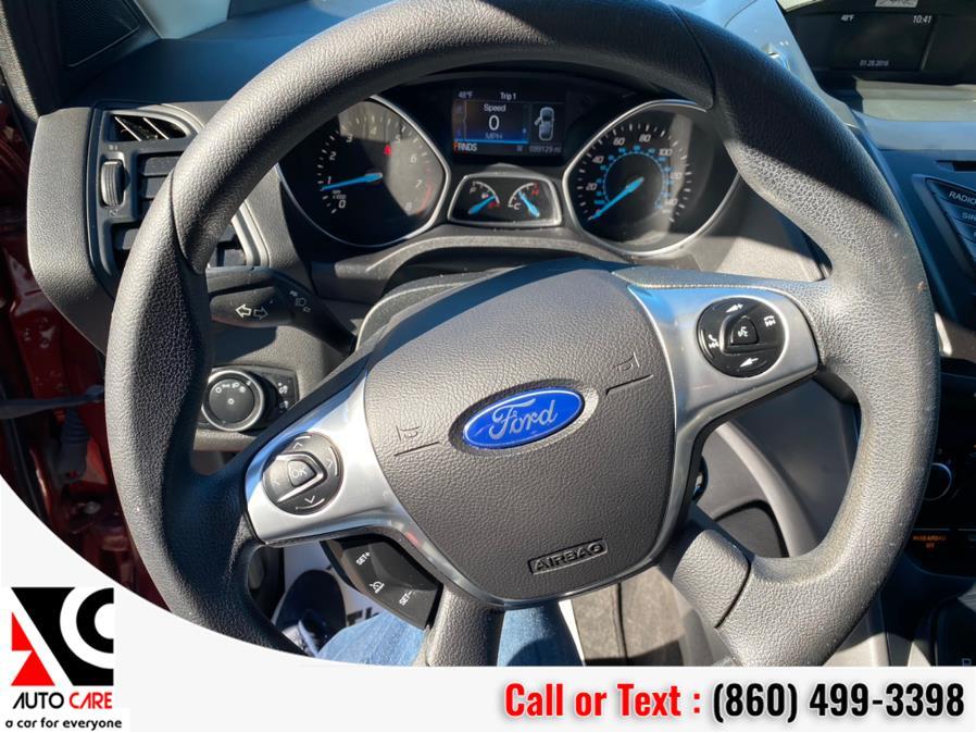 Used Ford Escape 4WD 4dr SE 2016   Auto Care Motors. Vernon , Connecticut