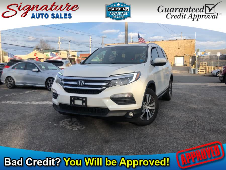 Used 2017 Honda Pilot in Franklin Square, New York | Signature Auto Sales. Franklin Square, New York