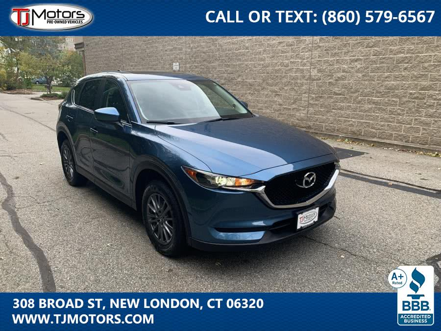 Used Mazda CX-5 Touring AWD 2017 | TJ Motors. New London, Connecticut