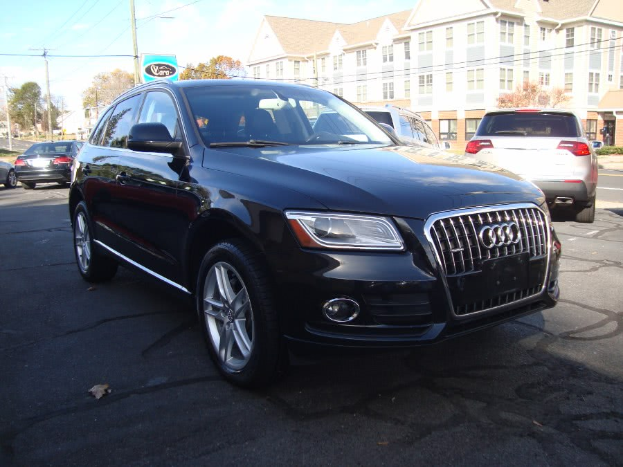 Used 2014 Audi Q5 in Manchester, Connecticut | Yara Motors. Manchester, Connecticut