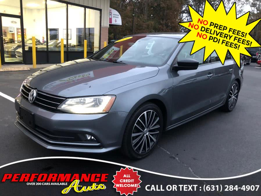 Used 2015 Volkswagen Jetta Sedan in Bohemia, New York | Performance Auto Inc. Bohemia, New York