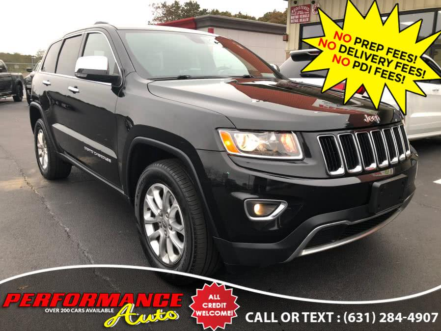 Used 2014 Jeep Grand Cherokee in Bohemia, New York | Performance Auto Inc. Bohemia, New York