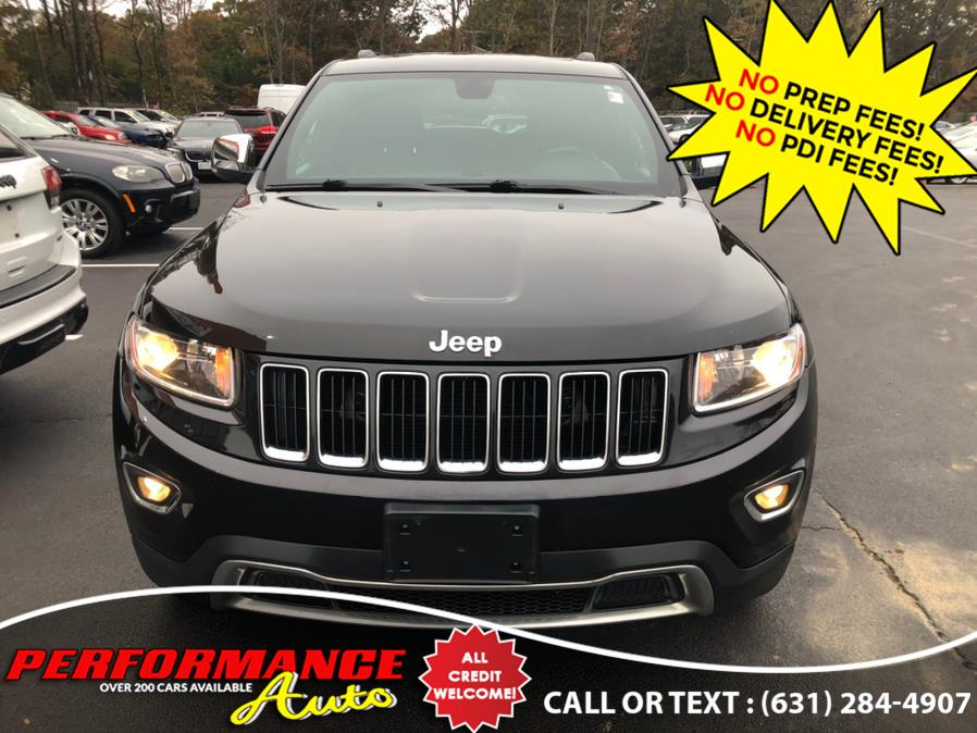 Used Jeep Grand Cherokee 4WD 4dr Limited 2014 | Performance Auto Inc. Bohemia, New York