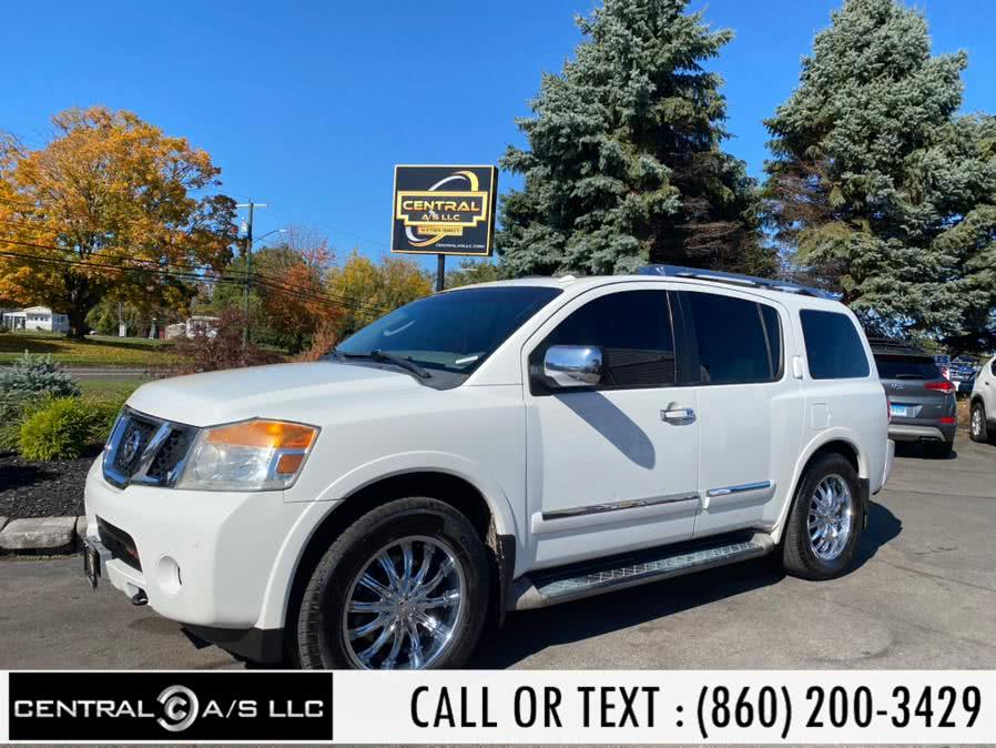 Used 2010 Nissan Armada in East Windsor, Connecticut | Central A/S LLC. East Windsor, Connecticut