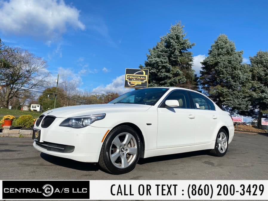 Used BMW 5 Series 4dr Sdn 535xi AWD 2008 | Central A/S LLC. East Windsor, Connecticut