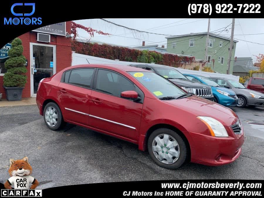 Used 2010 Nissan Sentra in Beverly, Massachusetts | CJ Motors Inc. Beverly, Massachusetts