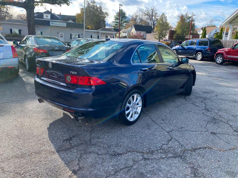 Used Acura TSX 4dr Sdn AT 2006 | Absolute Motors Inc. Springfield, Massachusetts