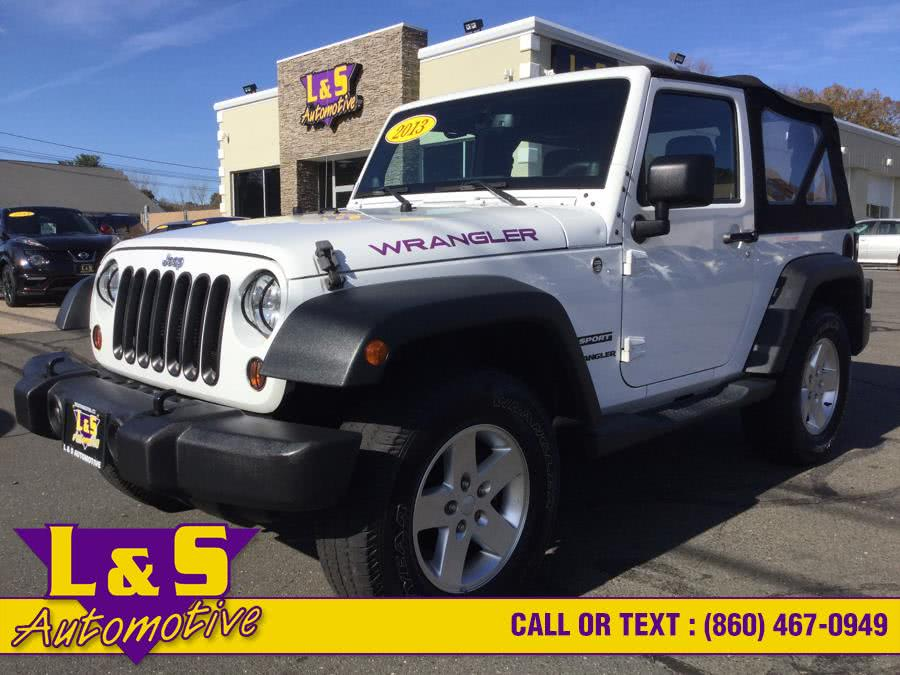 Used 2013 Jeep Wrangler in Plantsville, Connecticut | L&S Automotive LLC. Plantsville, Connecticut
