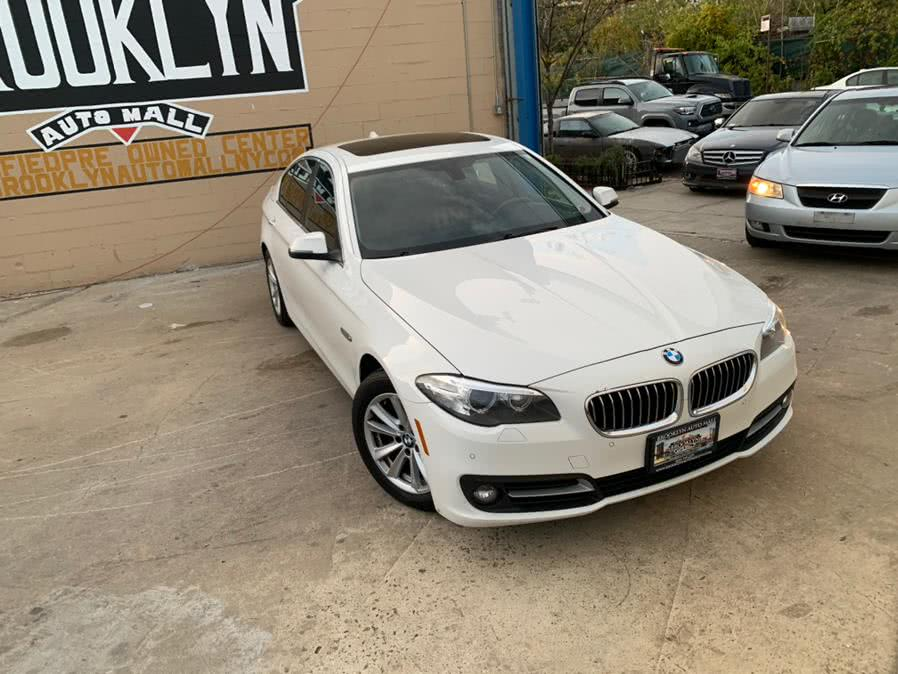 Used 2015 BMW 5 Series in Brooklyn, New York | Brooklyn Auto Mall LLC. Brooklyn, New York