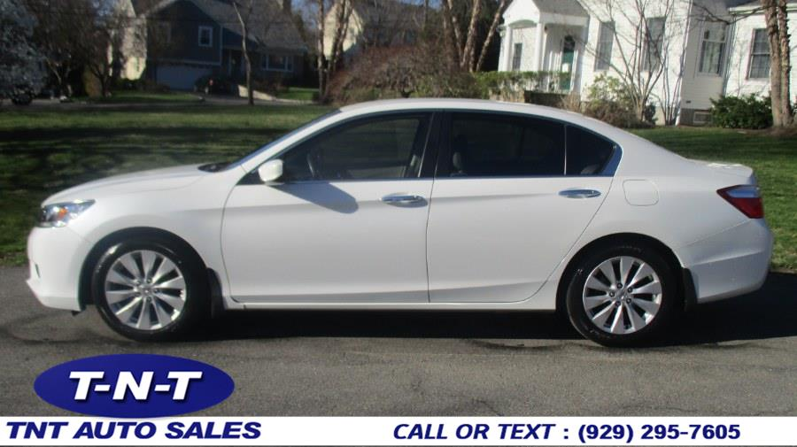 Used HONDA ACCORD LX 2014   TNT Auto Sales USA inc. Bronx, New York