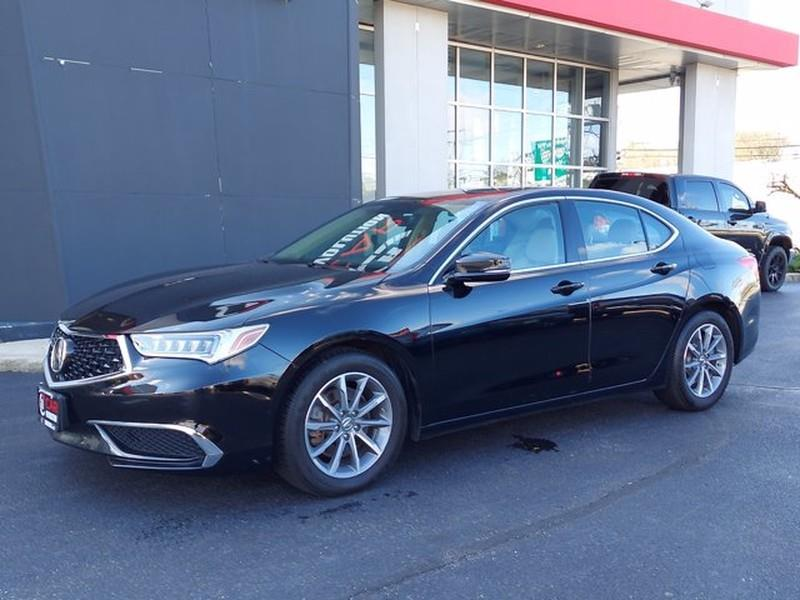 Used Acura Tlx w/Technology Pkg 2018 | Car Revolution. Maple Shade, New Jersey