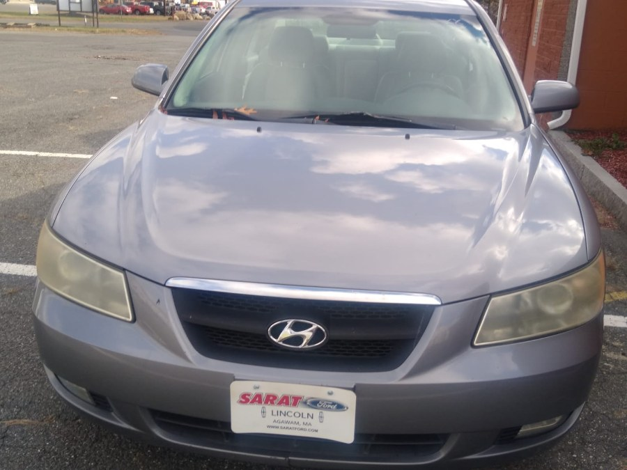 Used Hyundai Sonata 4dr Sdn Auto SE *Ltd Avail* 2007 | Payless Auto Sale. South Hadley, Massachusetts