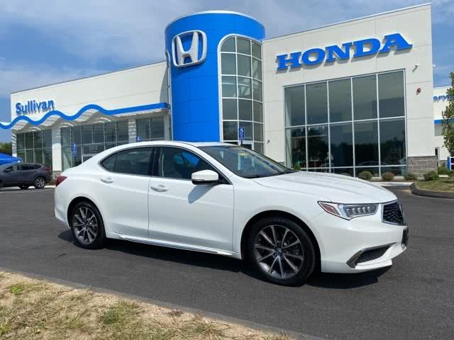Used Acura Tlx 3.5L V6 2018 | Sullivan Automotive Group. Avon, Connecticut
