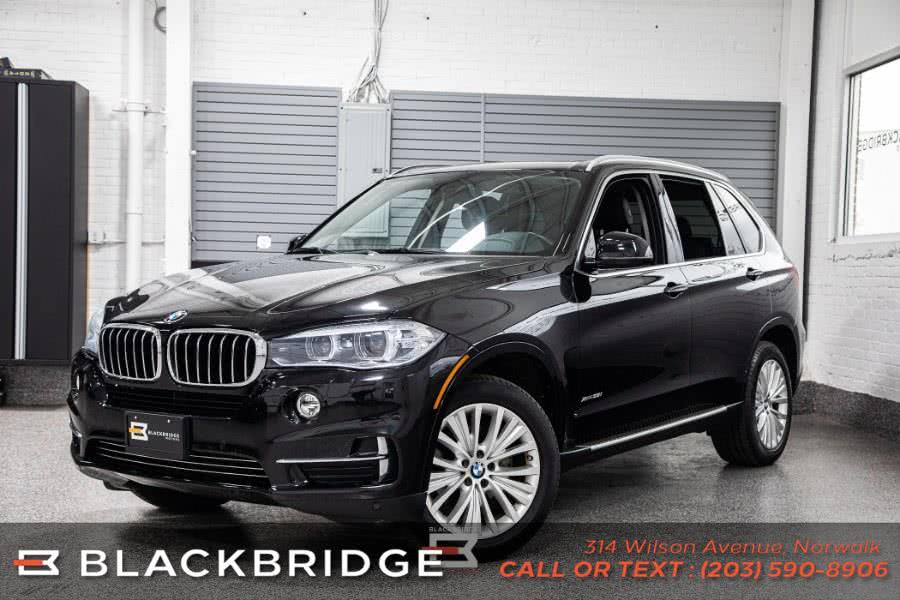 2016 BMW X5 AWD 4dr xDrive35i, available for sale in Norwalk, CT