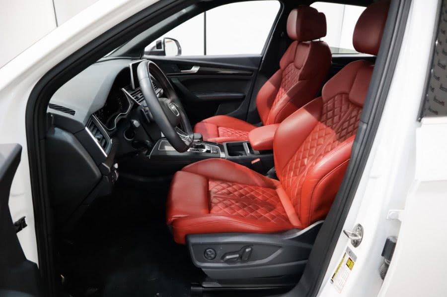 Audi SQ5 3.0T Prestige quattro 2018