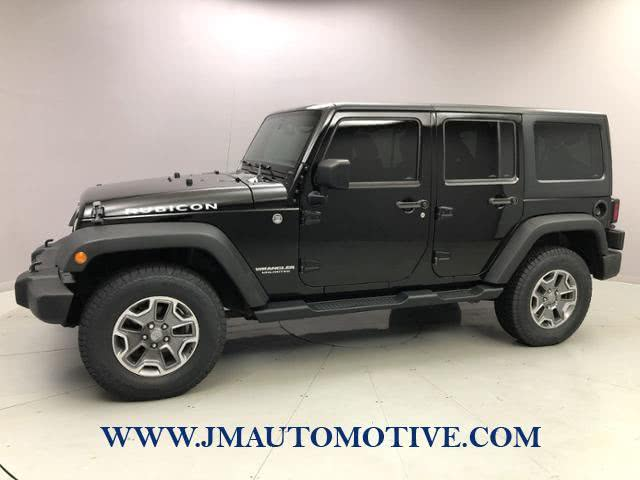 Used 2014 Jeep Wrangler Unlimited in Naugatuck, Connecticut | J&M Automotive Sls&Svc LLC. Naugatuck, Connecticut