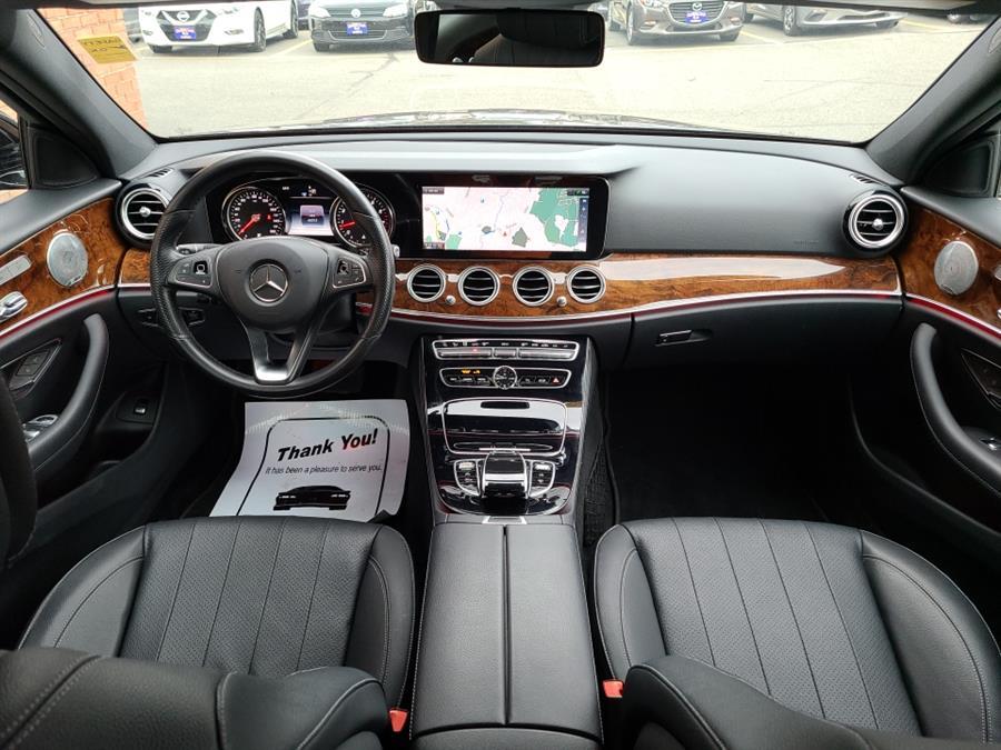 Used Mercedes-Benz E-Class E 300 Luxury 4MATIC Sedan 2017 | National Auto Brokers, Inc.. Waterbury, Connecticut