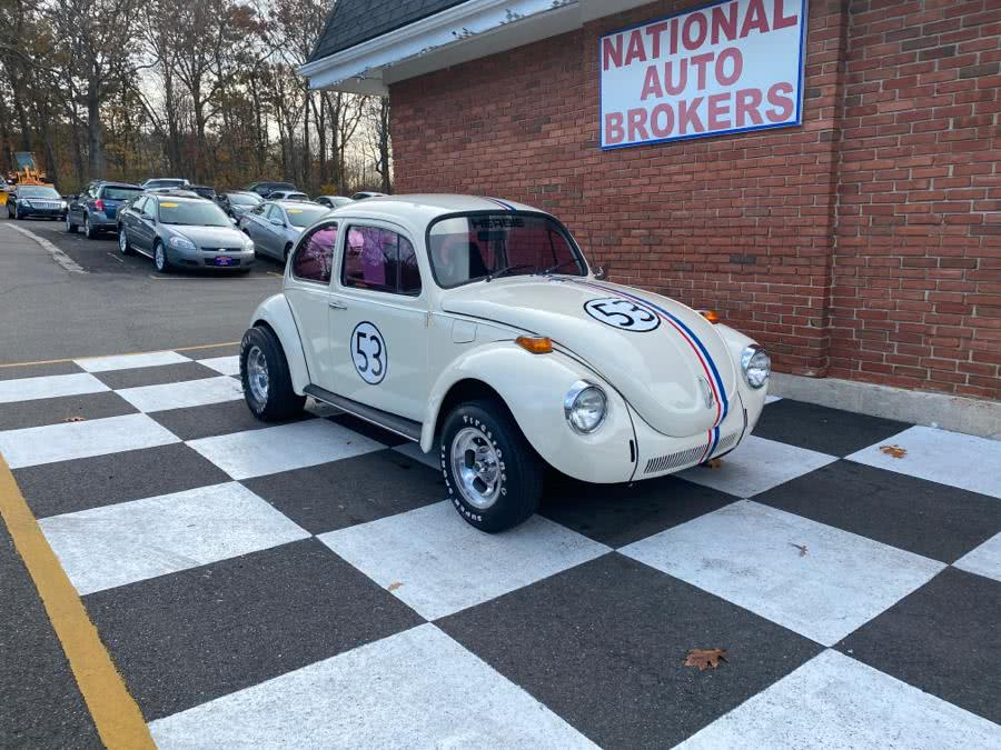 Used 1971 Volkswagen Super Beetle in Waterbury, Connecticut | National Auto Brokers, Inc.. Waterbury, Connecticut