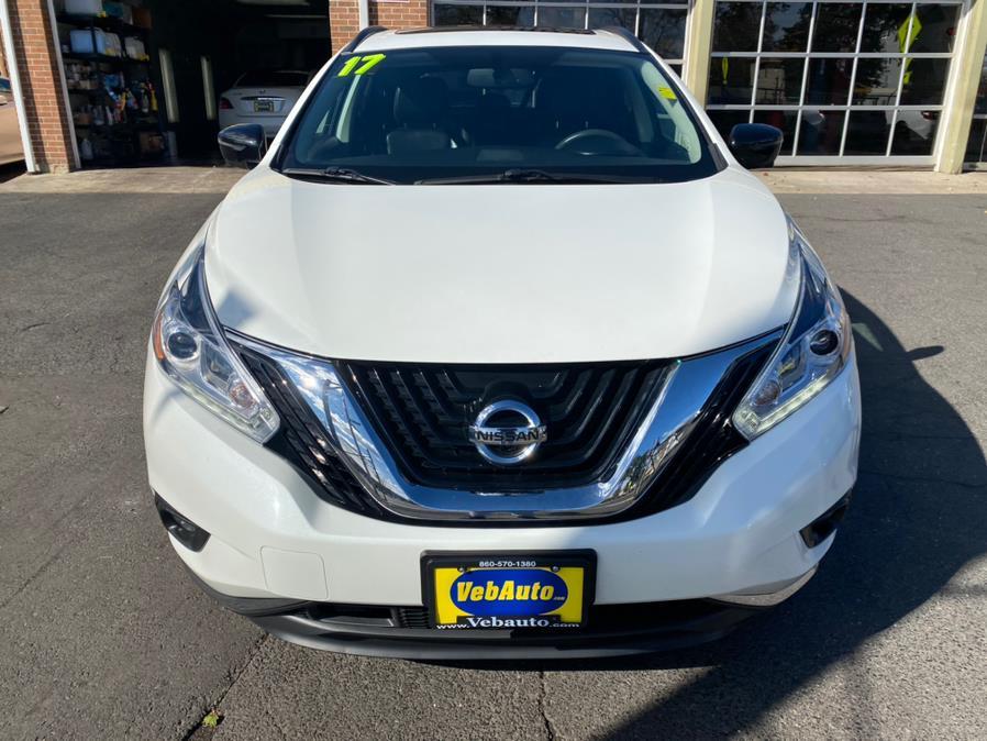 Used Nissan Murano PLATINUM 2017 | VEB Auto Sales. Hartford, Connecticut